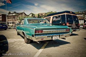 1964 oldsmobile cutlass back by AmericanMuscle
