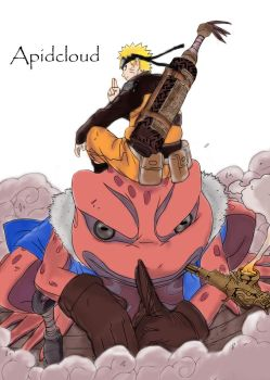 Naruto Paint by Apidcloud