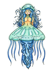 Jellymaid by MaddogsArt