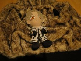 Xemnas Plushie for Sale by DawnofaNewEraCos