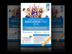 Education Fair Event Flyer by soulmemoria