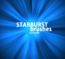 Starburst Brushes by ashzstock