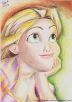Tangled-Rapunzel by Ely18Hoshino
