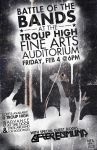 Troup High Battle of the Bands by DK1