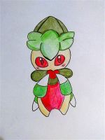 Fomantis: Quick Draw