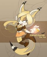 Sandstorm by Catlione