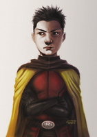 Damian by spacedweller