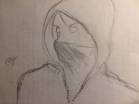 Hoodie(unfinished) by Ezny