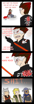 RWBY - Canon Enforcer Adam by Lightning-in-my-Hand