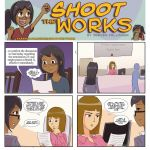 Shoot the Works ep 7: No such luxury. by Djeroon