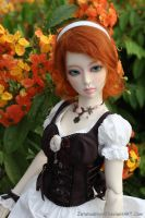 Doll Meet 110812 - The Pretty Girl by Zetahadrian