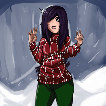 HanakoSweater by Hbz