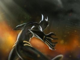 Black Panther by mI-gOng94