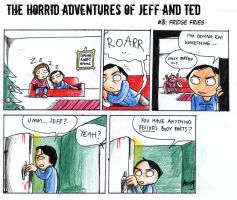 Adventures of Jeff and Ted pt3 by Seal-of-Metatron