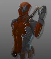deadpool by law092