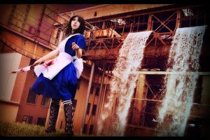 Alice Madness Returns by michivvya