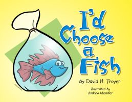 I'd Choose a Fish cover by andrewchandler80