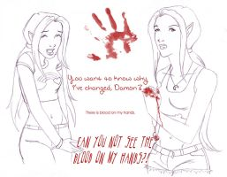 Blood on my Hands by SparrowsHellcat