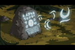 The Runestone by jimzip