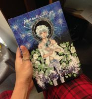 My book! - The Wish Bringer softcover by rocket-child