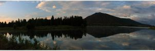 Morning In The Tetons by ThisWomanWanders