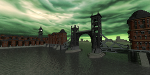 Minecraft Dishonored by skysworld