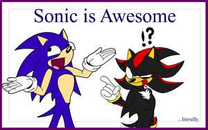 Sonic is Awesome by Ulta
