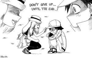 Never Give Up 2. by Rohanite
