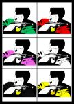 Lupin the Third Warhol by CZProductions