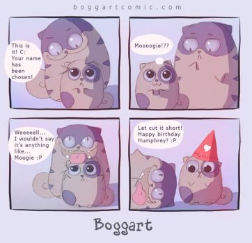 boggart - 21 by Apofiss