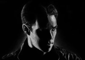 Benedict Cumberbatch by Melnia