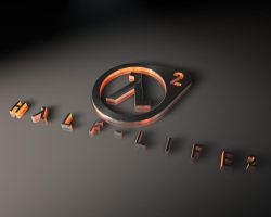 Half-Life 2 by BlackEagl3