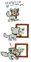 Trouble With Kittens by krizpie