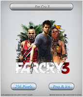 Far Cry 3 - Icon 3 by Crussong