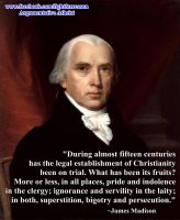 James Madison. by AAtheist