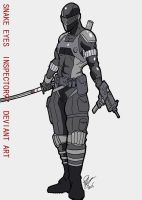 Snake Eyes by Inspector97