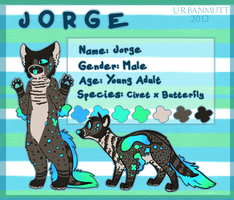 Jorge  Reference by R0CKERS