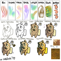 Tutorial: Paint tool Sai guide by Shalinka