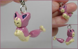 Skitty Charm by LeiliaK