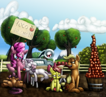 CMC apple eaters by simpe94