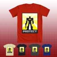 Transformers tshirt - Prime by v-for-vincent