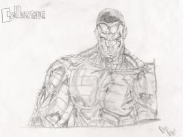 Colossus by alohaman636