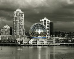 Urban Vancouver 4 by PascalsPhotography
