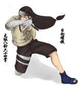 Neji coloured version by ayanami-rei