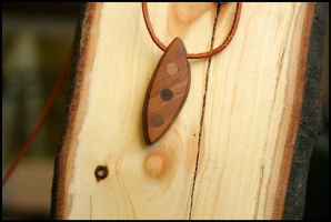Inlayed Pendant by Hluthvik
