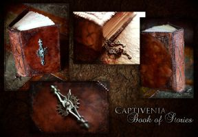 Captivenia Book of Stories by ti-DESIGN