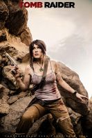 Lara Croft: Tomb Raider Reborn by ferpsf