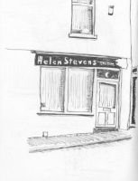 One of several hairdressers in Brynmill by BythewayBill