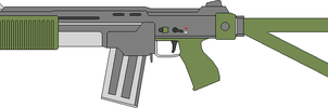 M08 Light Combat Shotgun by Tounushi