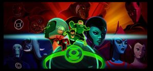 In Brightest Day, in Blackest night by yosilog
